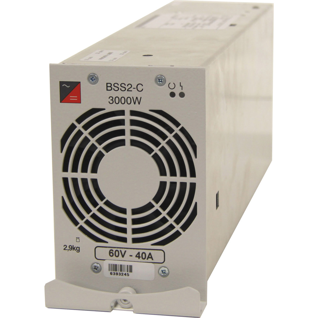 Power Supply Systems with fast on-line expansion of rectifiers